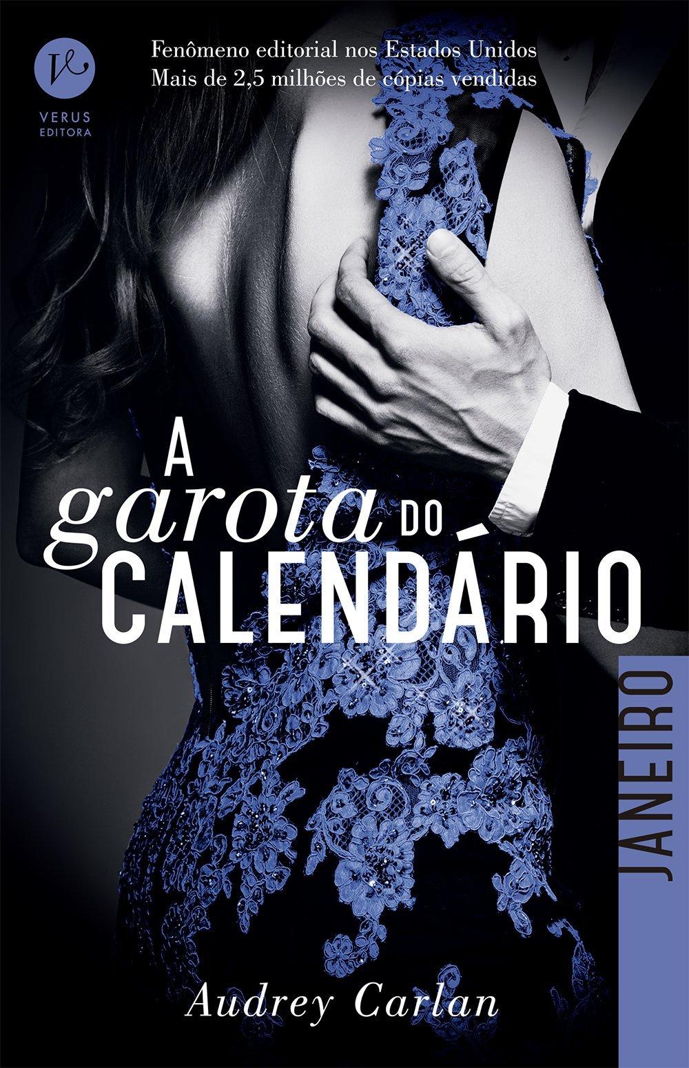 Resenha - A Garota do Calendário: Janeiro