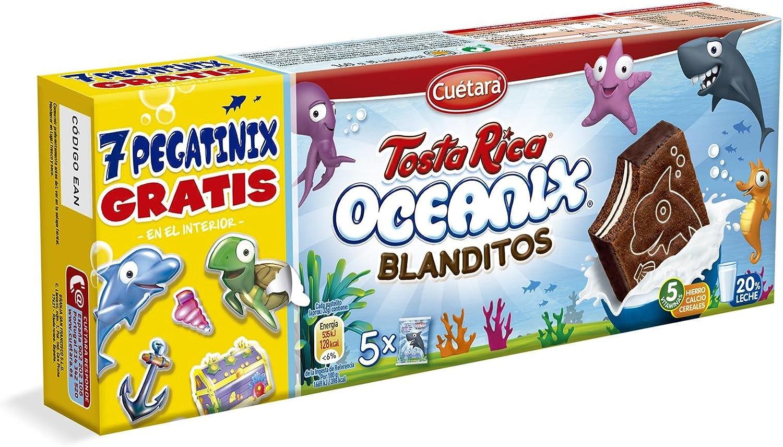 Tosta Rica Bizcochos Oceanix Blanditos - 5 unidades: Amazon.es ...