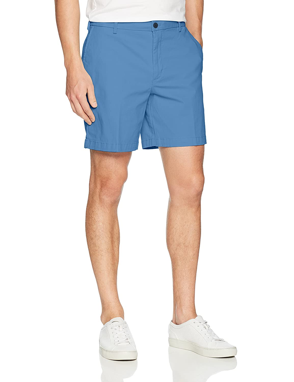 IZOD Men's Flat Front Shorts 82SH284