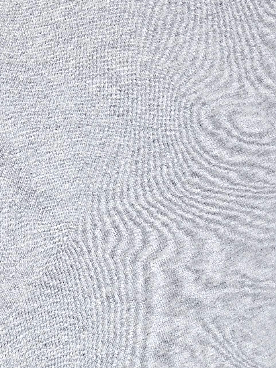 Essentials Cuello Pico Lacoste 3 Pack Camiseta Hombre Gris Ajuste Slim Colores Lisos