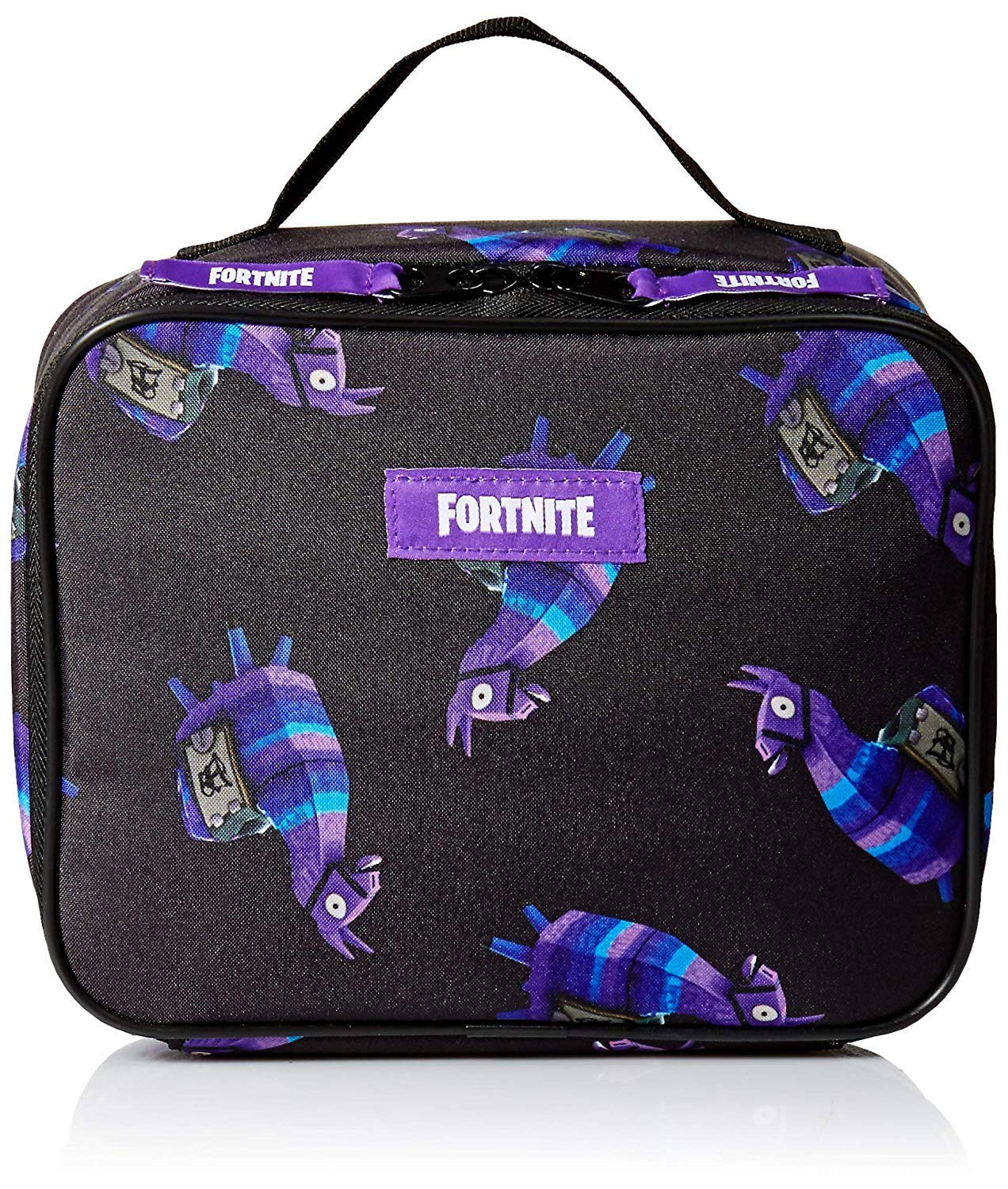 FORTNITE Kids' Little Amplify Lunch Kit, black Combo, Youth Size by Fortnite
