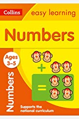 Numbers Ages 3-5: Prepare for Preschool with easy home learning (Collins Easy Learning Preschool) Kindle Edition