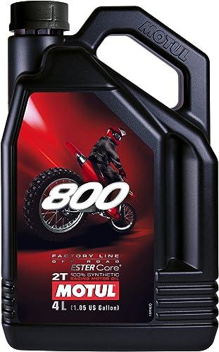 Motul 800 2T Synthetic 2-Stroke Engine Oil