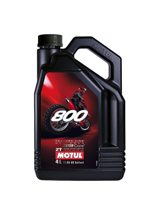 Motul 800 2T 2-Stroke Premix Fully Synthetic Motor Oil