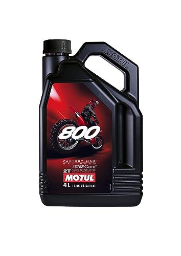 Motul 104039 800 2T premix Full Synthetic