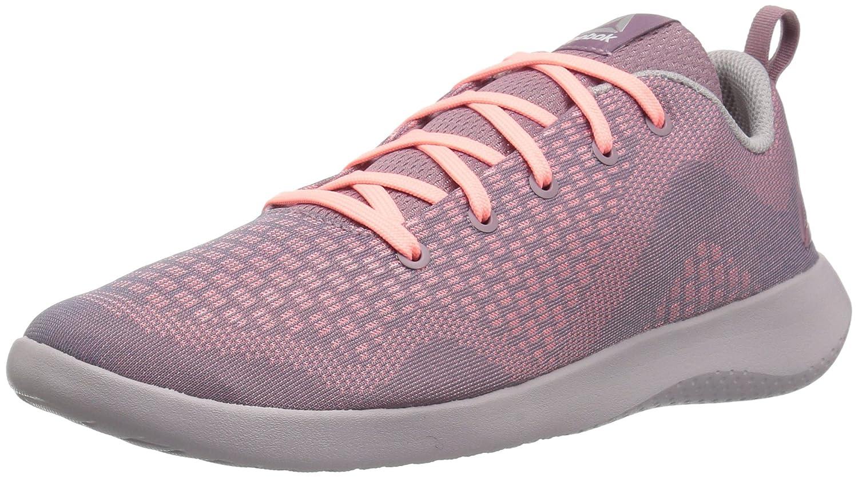 Reebok Women's Esoterra DMX Lite Track Shoe B01N5FF5F6 6 B(M) US|Smoky Orchid/Sour Melon/Whisper Grey