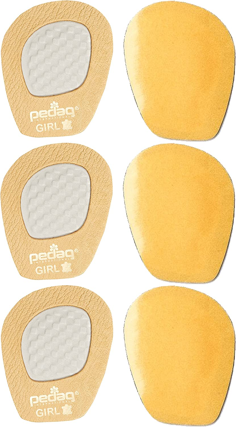 Pedag Fit Super Right Kit Stop Heel Grips Supra Tongue Pad S//M