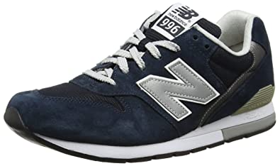 Royaume-Uni disponibilité 79a93 73eab Amazon.com | New Balance 996 Real Leather Sneaker Gray ...