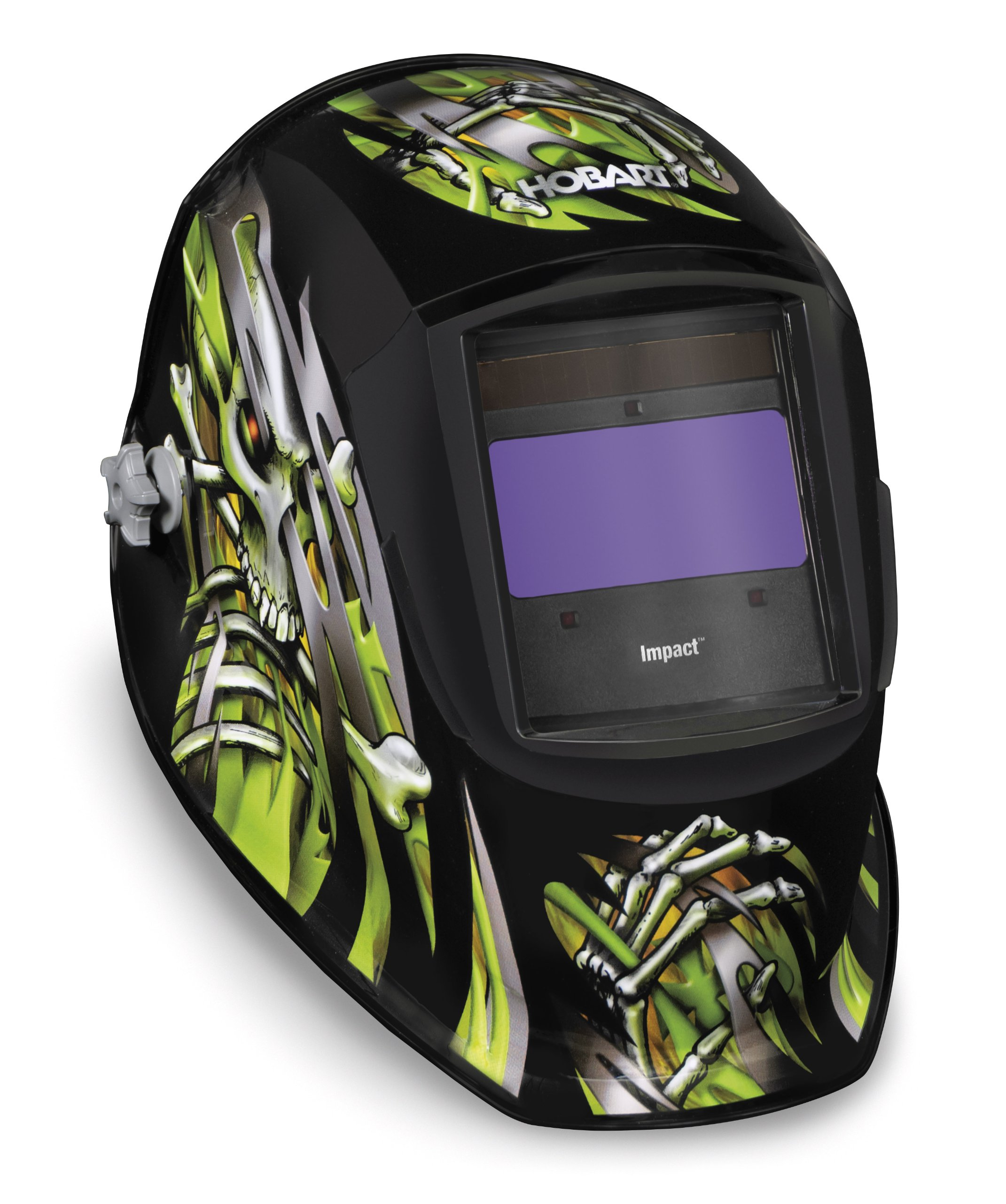 Hobart 770751 Impact Bonehead2 Variable Auto-Dark Helmet by Hobart (Image #2)