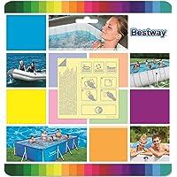 Bestway 62091 - Kit de Reparación Parche Adhesivo