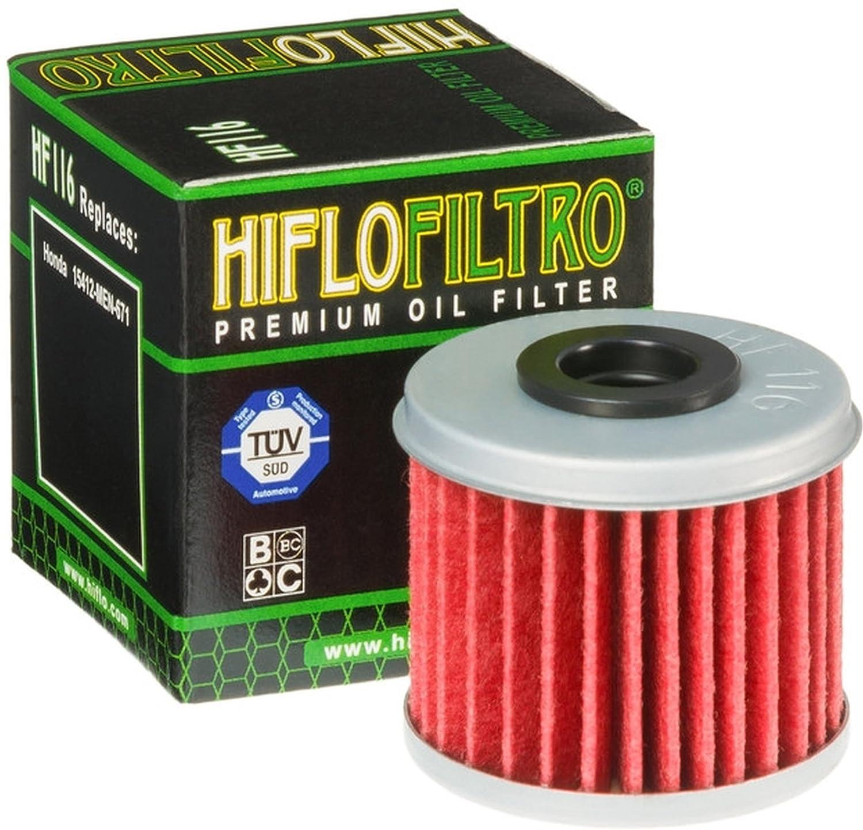 3x /Ölfilter CRF 450 R 2002-2015 Hiflo HF116