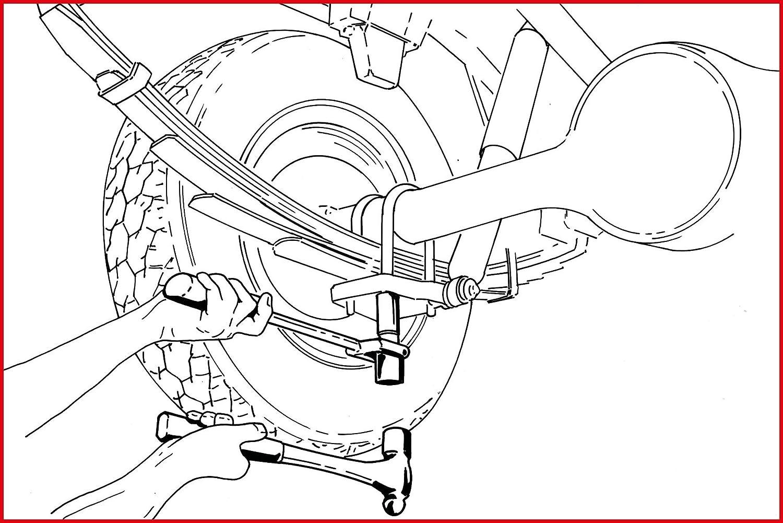 475mm KS Tools 150.2096 1//2 Hand-Schlagschrauber