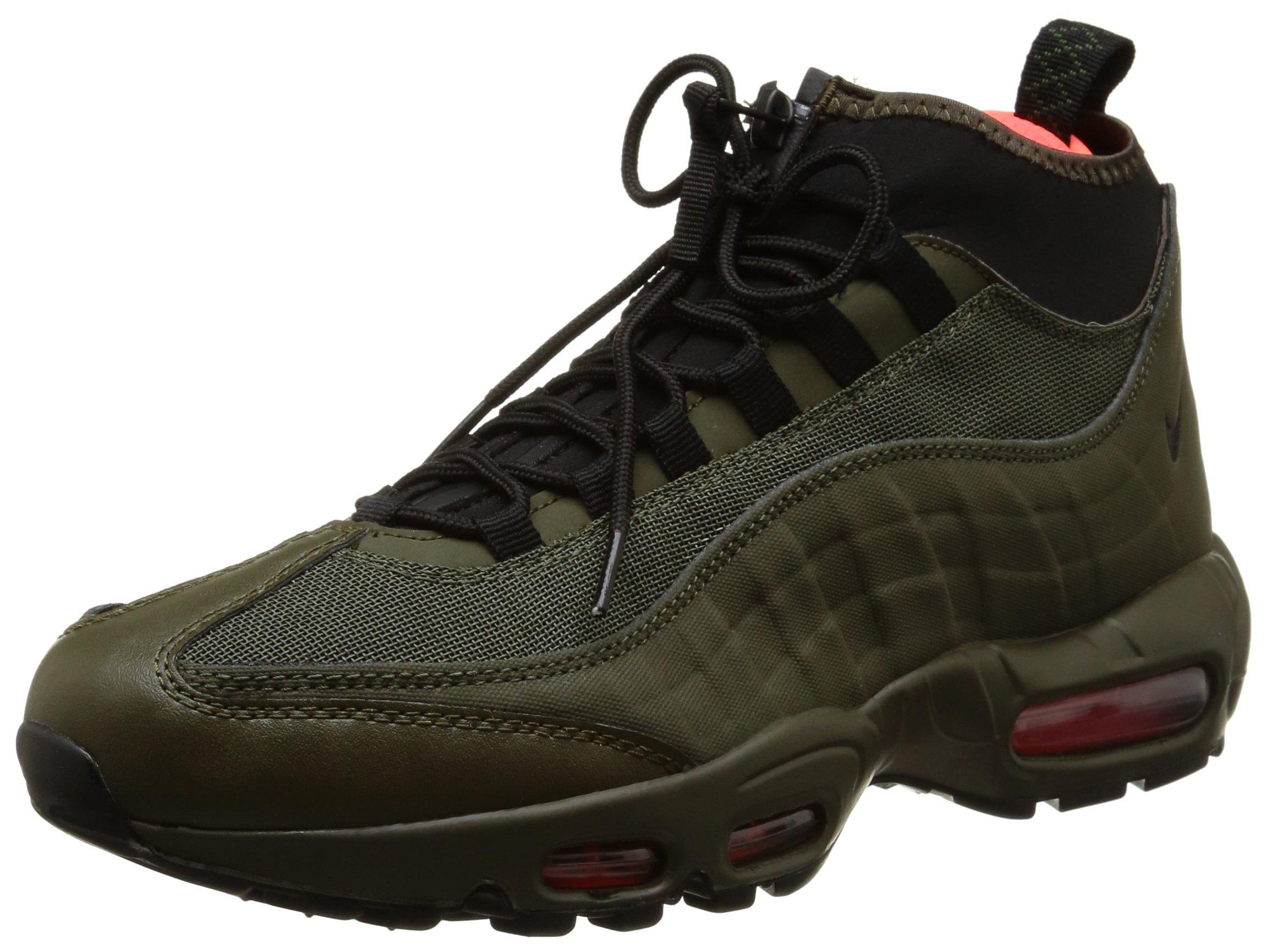 Galleon Nike Air Max 95 Sneakerboot Men's Shoes Dark Loden