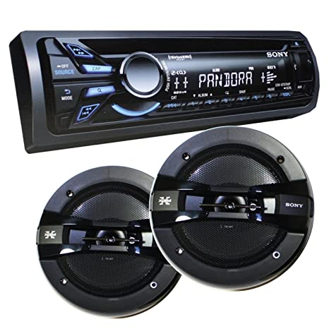 Amazon com: Sony CDXGT570UP CD/MP3 Car Stereo Receiver with