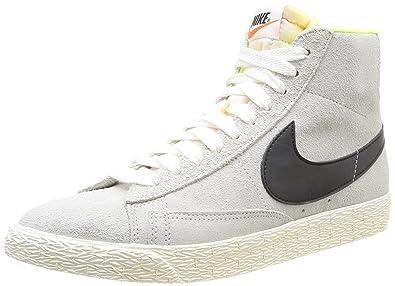 new arrival 02aa6 de8fc Amazon.com Nike Blazer Mid Suede VNTG 518171-011 SIZE 9 Shoe