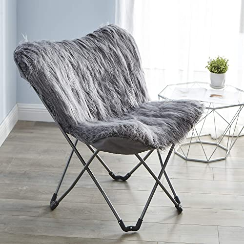 Editors' Choice: Fur Butterfly Chair