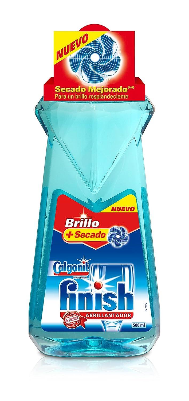 Finish Abrillantador Lavavajillas Regular - 500 ml: Amazon ...