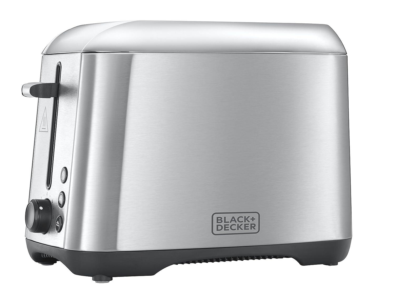Black & Decker 24251 2-Slice Toaster, Black Spectrum Brands UK Ltd