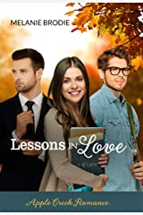 Lessons in Love (Apple Creek Romance Book 1) Kindle Edition