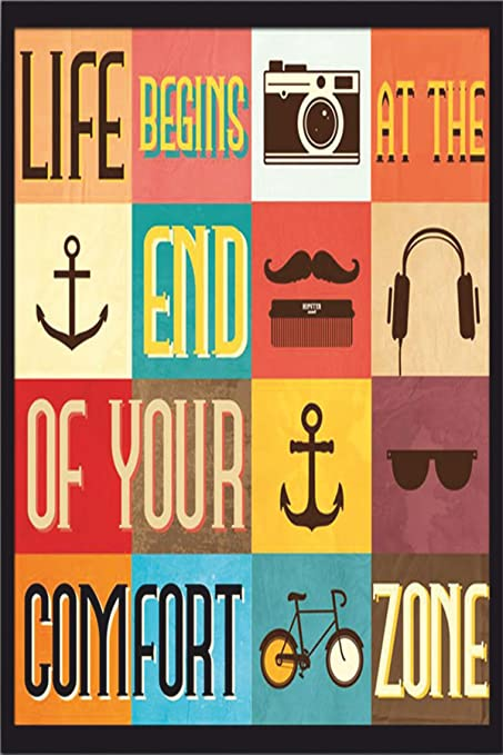 best office posters. BEST DECOR Life Begins Zone Poster For Room Inspiring Design Collection Quotes And Messages Posters. Best Office Posters E