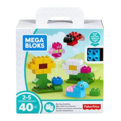 Mega Bloks My Bug Buddies: Toys & Games