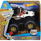 Hot Wheels Monster Jam Rev Tredz Pirate Vehicle (1:43 Scale)