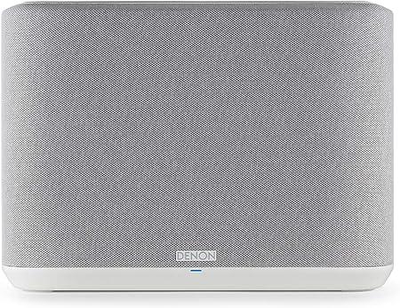 Denon Home 250 Multiroom Lautsprecher Hifi Lautsprecher Mit Heos Built In Wlan Bluetooth Usb Airplay 2 Hi Res Audio Alexa Kompatibel Weiß Audio Hifi