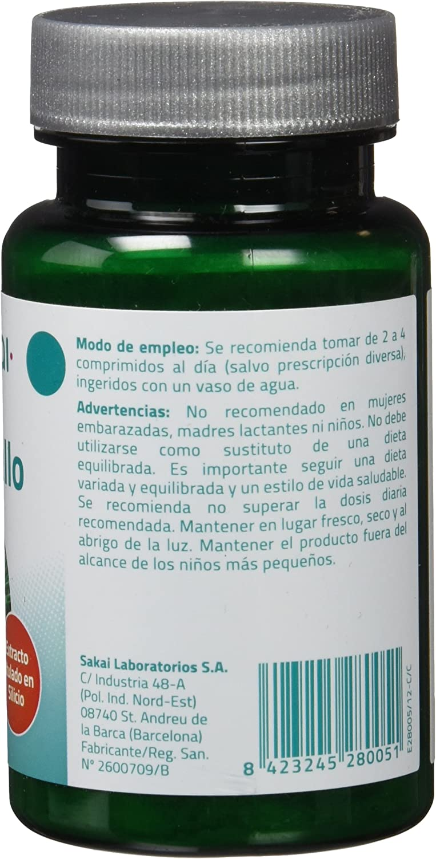 Sakai – Cola de caballo en comprimidos (diurético natural ...