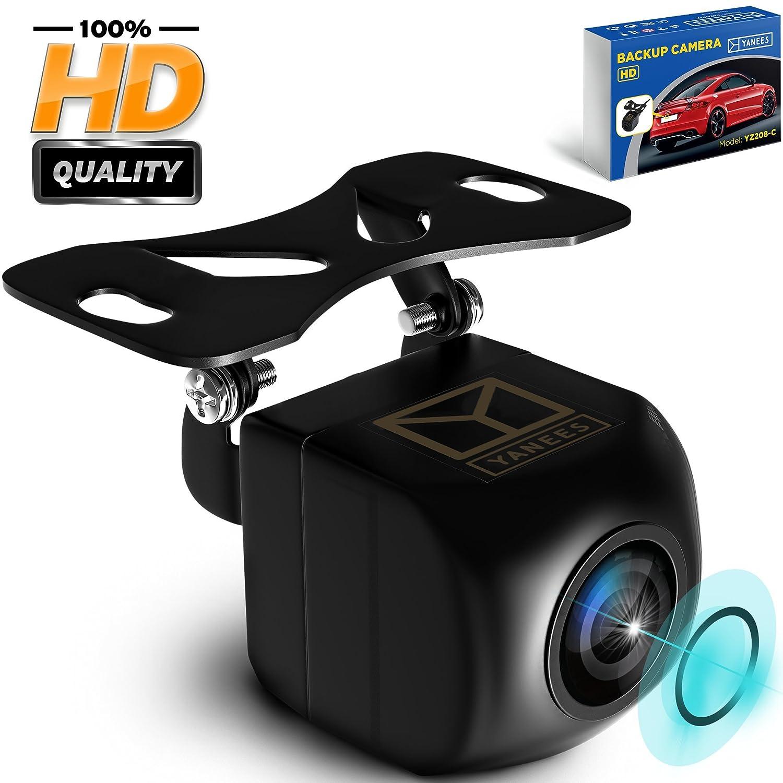 車バックアップカメラ – HD 1080p – Rear viewカメラ – 防水自動逆バックアップカメラ – High Definition – BEST 170 ° Wide View Angel – fitsすべてVehicles by yanees B07CPDNYGP