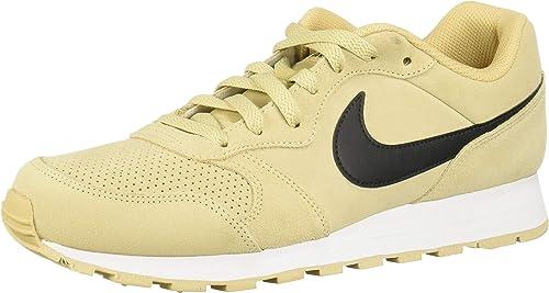 Nike Herren Md Runner 2 Suede Traillaufschuhe, Gold