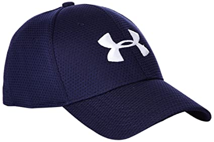 Under Armour Mütze UA Blitzing Cap - Gorra de golf para hombre, color azul,