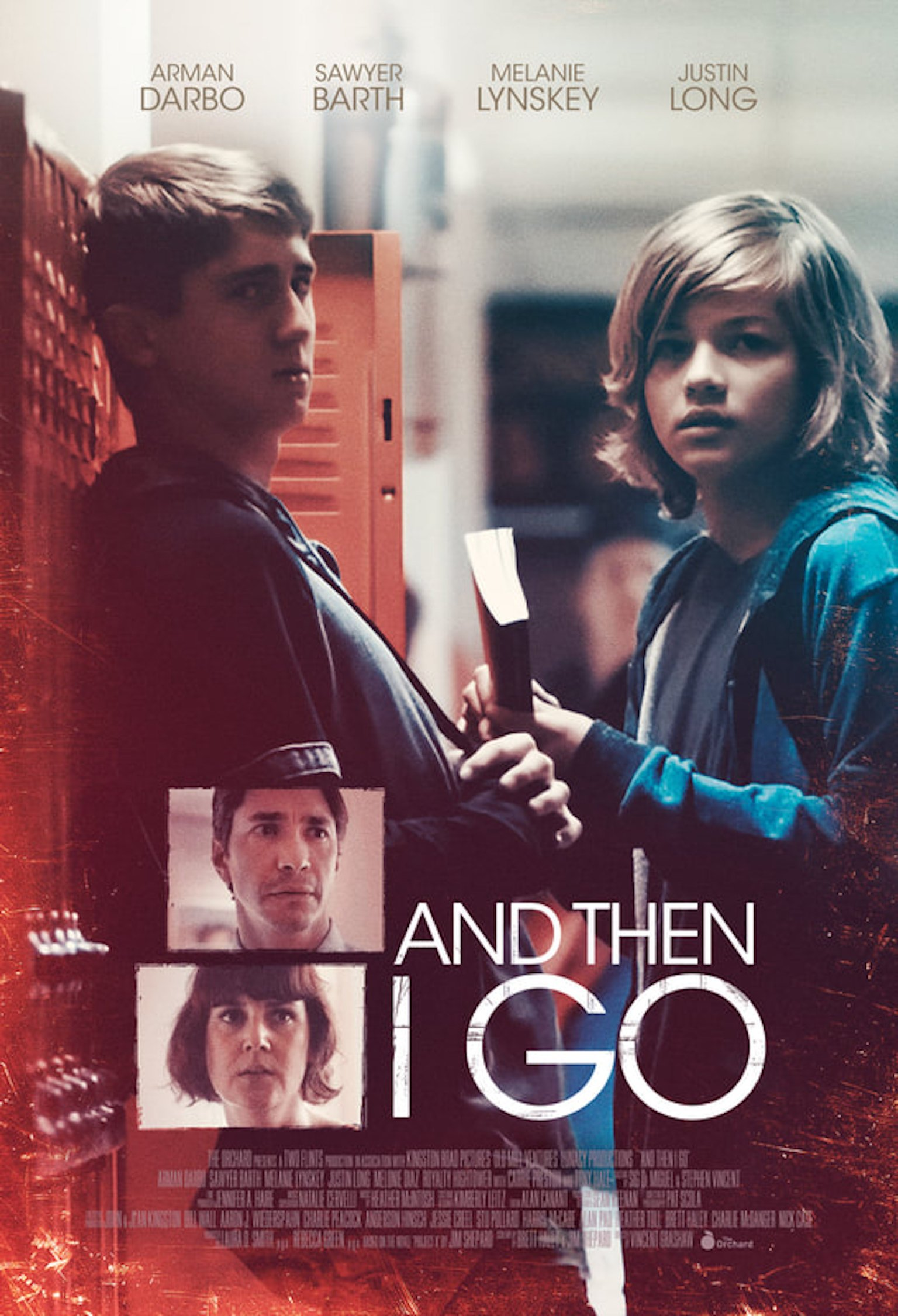 Book Cover: And Then I Go