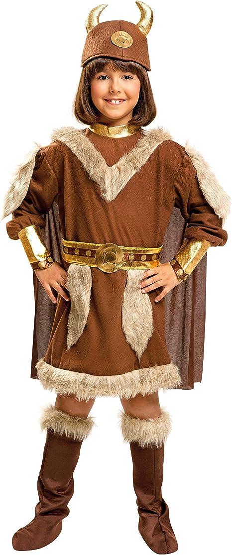 My Other Me Me-201131 Disfraz de vikinga para niña, 5-6 años ...