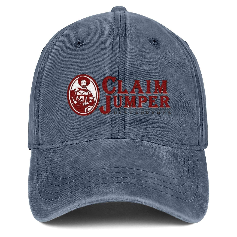 ChenBG Unisex Claim Jumper Adjustble Baseball Cap Dad Cap Cotton Trucker Hat