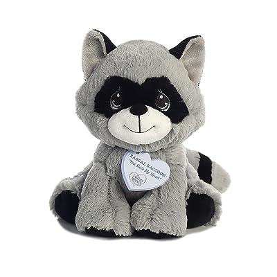 "Aurora - Precious Moments - 8.5"" Rascal Raccoon: Toys & Games"