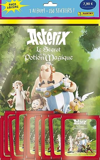 Panini France SA-Pack LOISIRS 2020-ASTERIX - 1 álbum + 50 fundas, 2425-006 , color/modelo surtido: Amazon.es: Juguetes y juegos