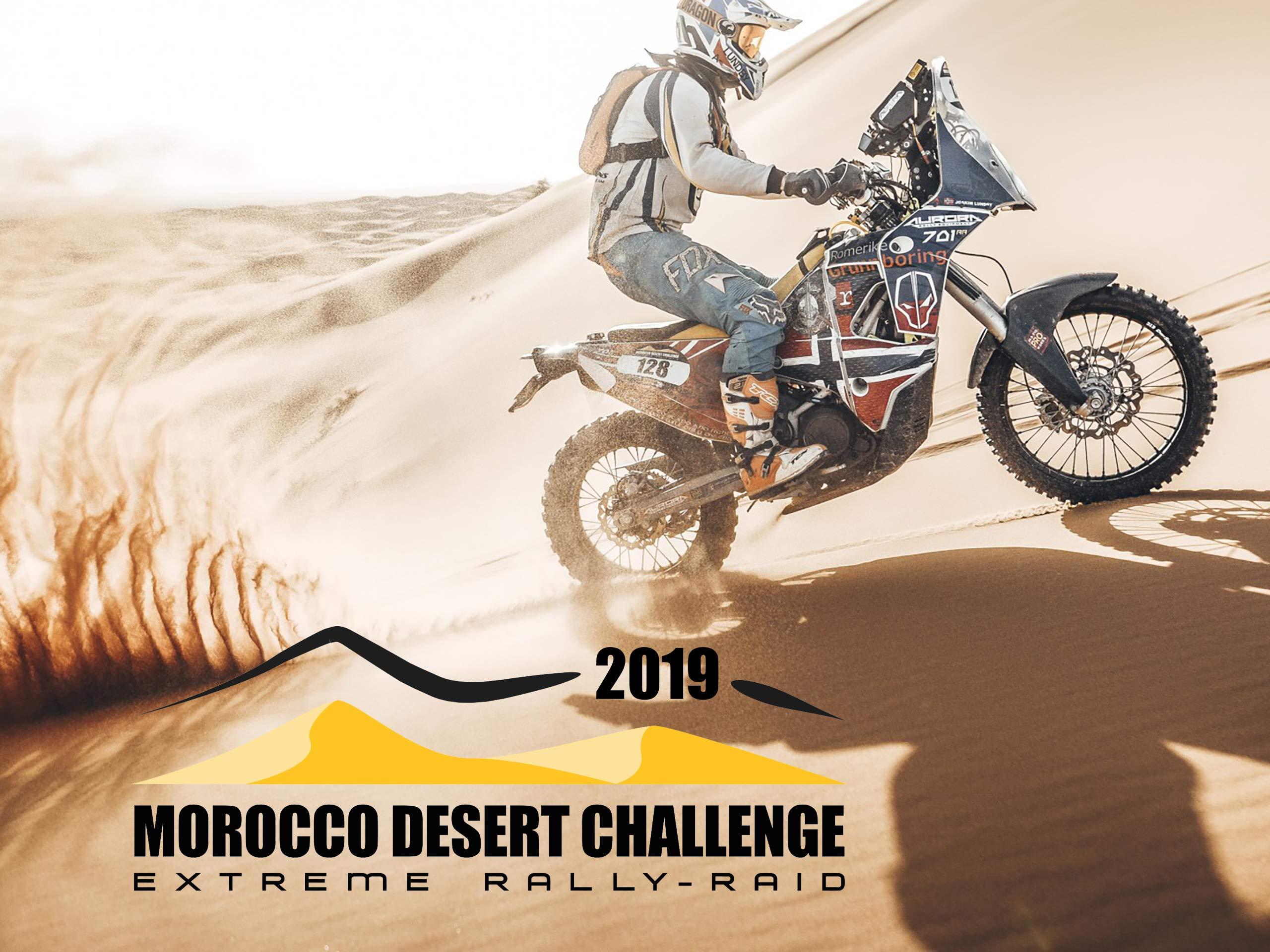 Morocco Desert Challenge on Amazon Prime Video UK