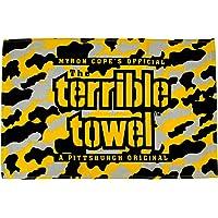 Terrible Towel - Toalla de los Pittsburgh Steelers de la NFL
