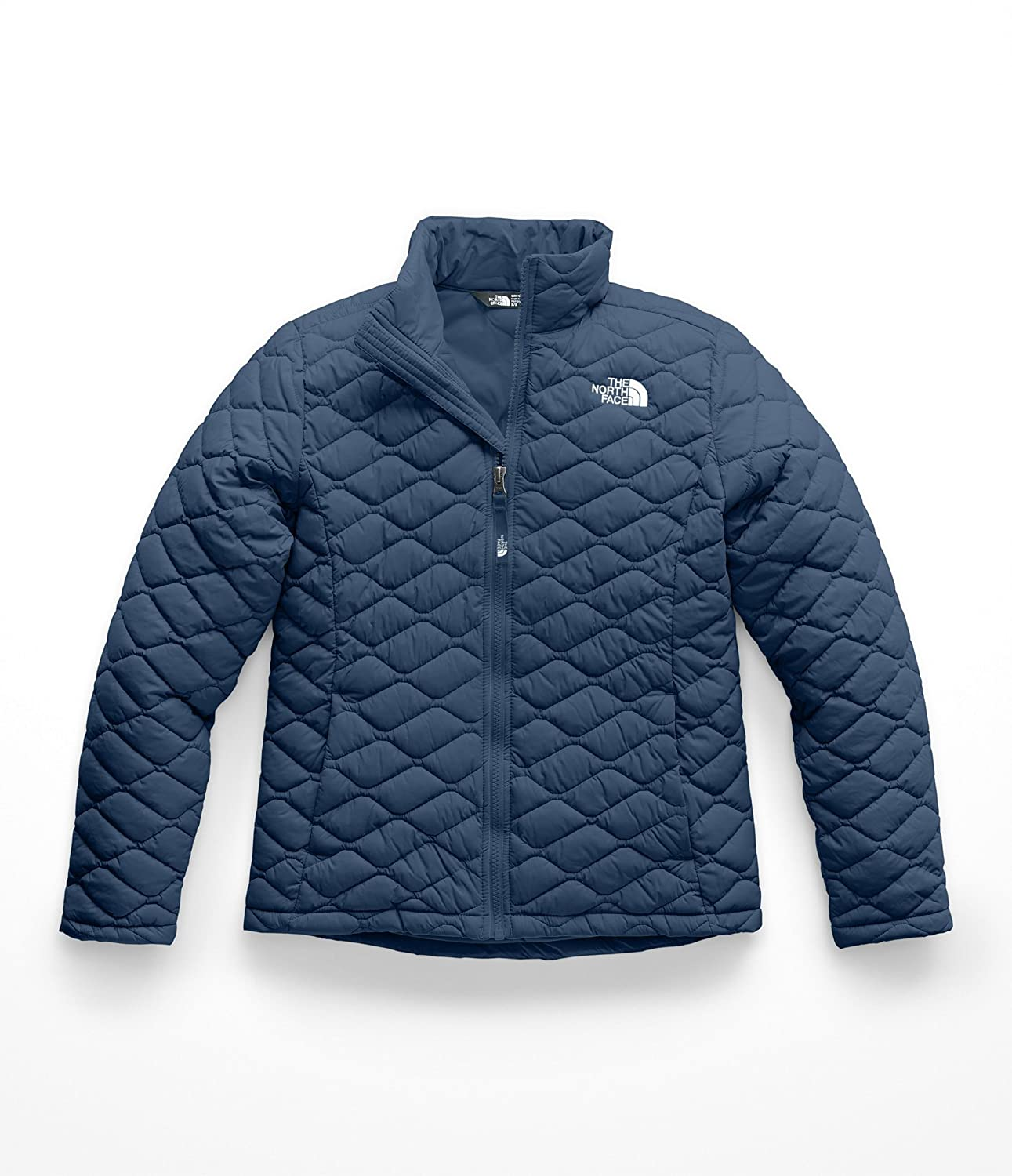 c3302fd9f The North Face Kids Girl's Thermoball Full Zip (Little Kids/Big Kids)