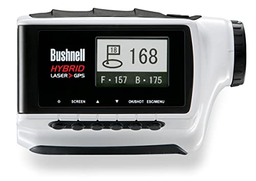 Bushnell Hybrid Laser GPS Rangefinder Reviews