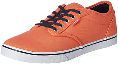 Vans Women s Atwood Low Sneakers  Buy Online at Low Prices in India ... 10fdaf52848e