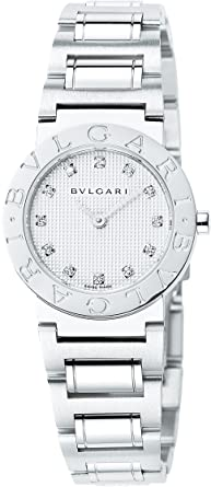 fc6dcafd1f62 [ブルガリ]BVLGARI 腕時計 BB26WSS/12 ブルガリブルガリ ホワイト レディース [並行輸入品