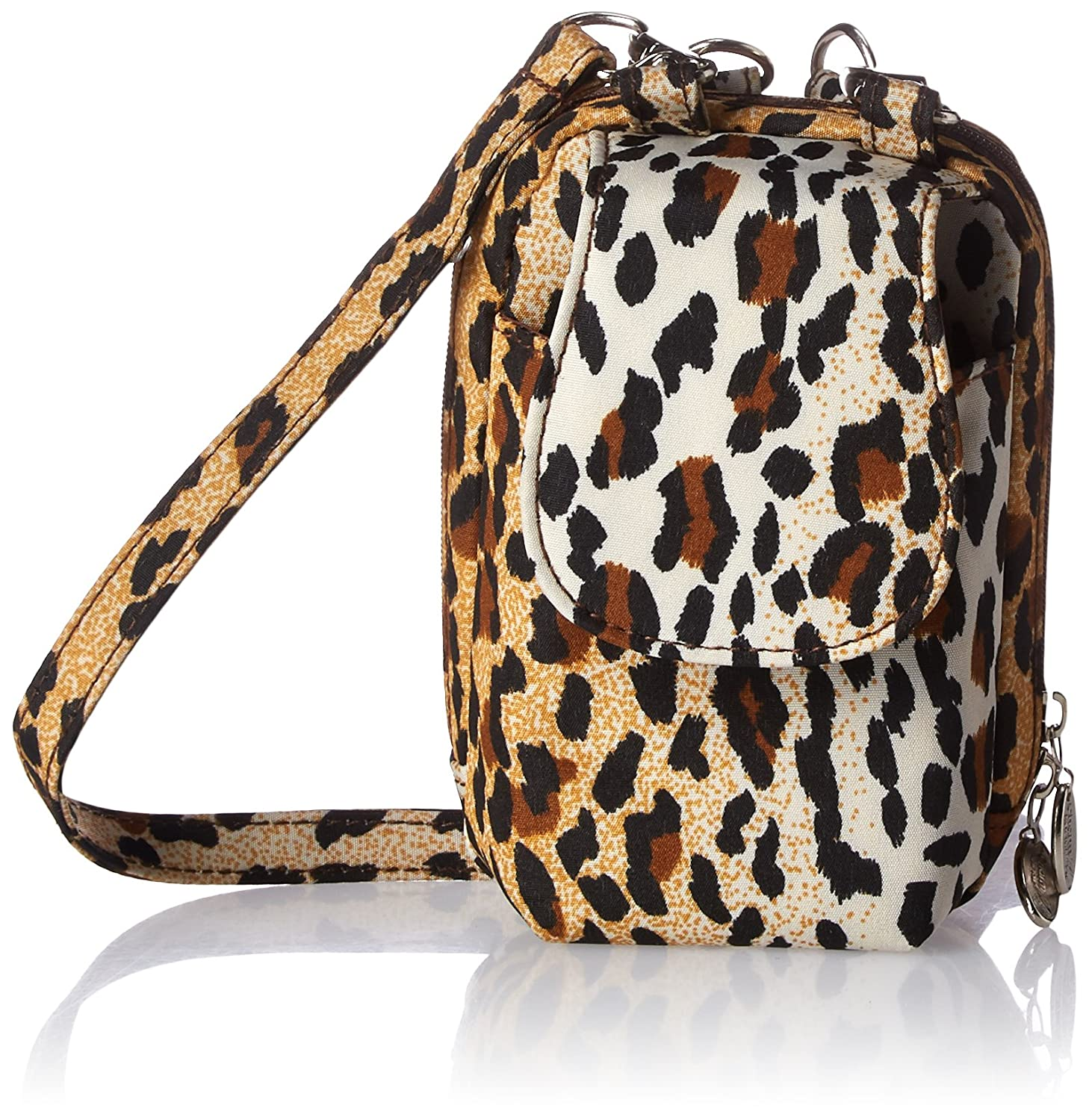 Leopard Touchscreen Cell Phone Pouch