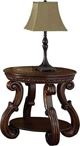 Homelegance Cavendish Round End Table