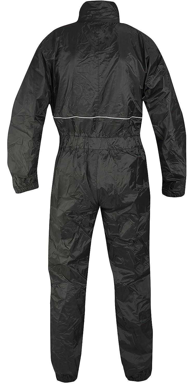 A-Pro Motorcycle Motorbike Waterproof Rain Suit Over One 1 pc Trousers Jacket M