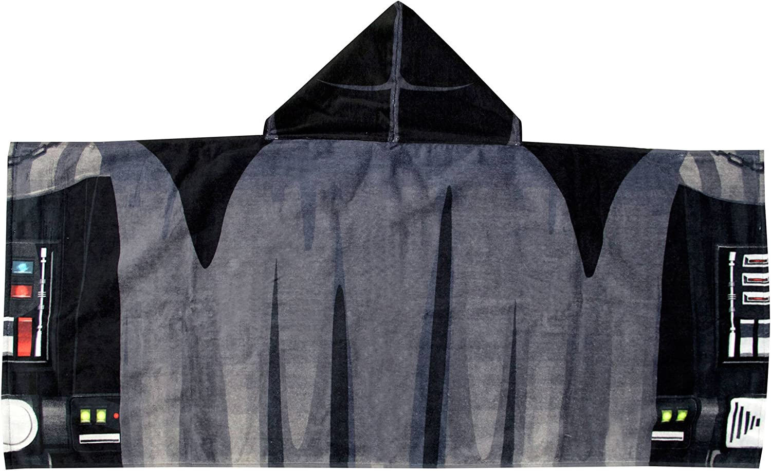 Jay Franco and Sons Play Ball Embroidered Hooded Towel
