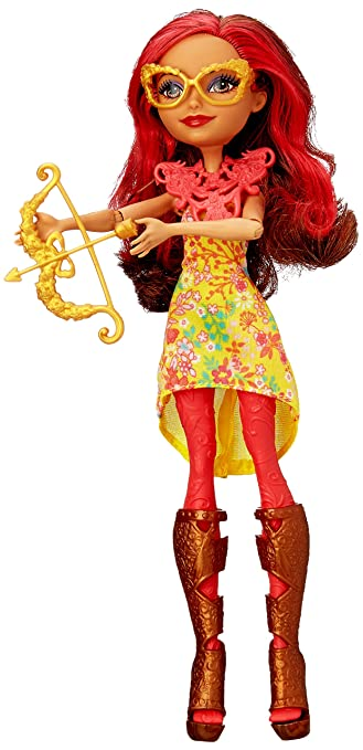 Amazoncom Ever After High Archery Rosabella Doll Toys  Games
