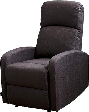 Sillón de relax con sistema de reclinación manual,Especialmente diseñado para ubicar en pequeñas est