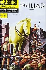 The Iliad (Classics Illustrated) Paperback