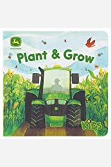 Plant & Grow (John Deere Lift-A-Flap Board Book) Board book